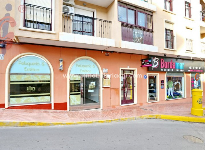Business Premises - Resale - Guardamar del Segura - Cerca del castillo