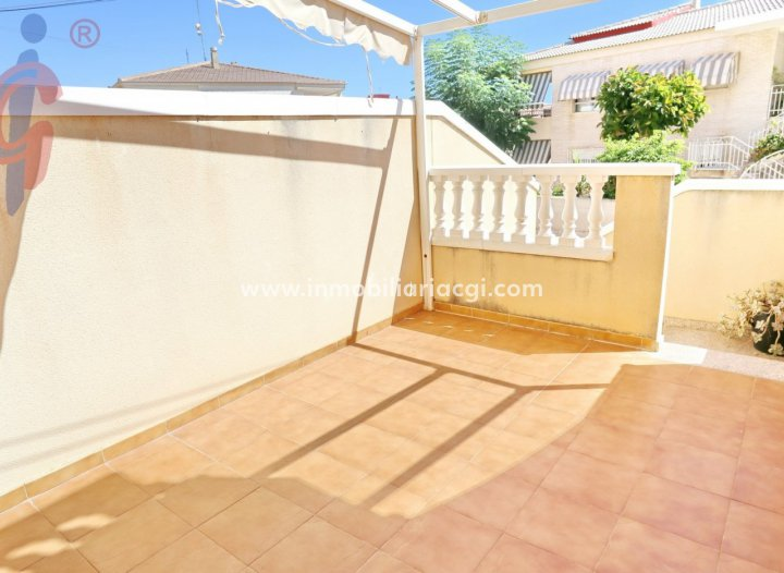нижний этаж  - Resale - Guardamar del Segura - Playa