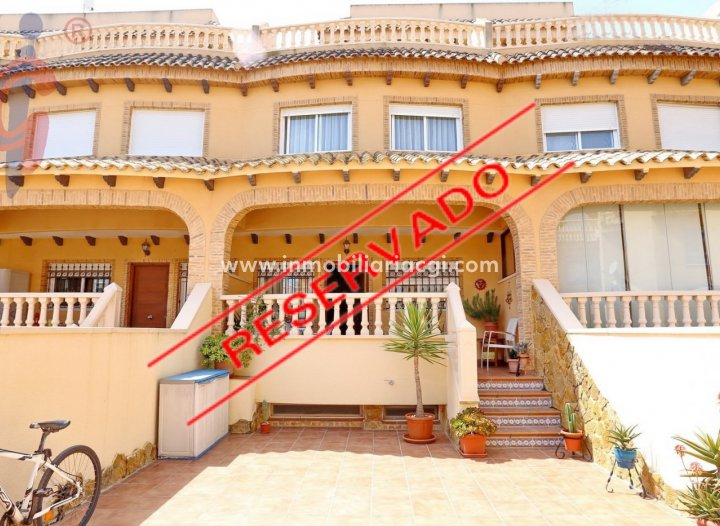 Townhouse - Resale - Guardamar del Segura - Eden