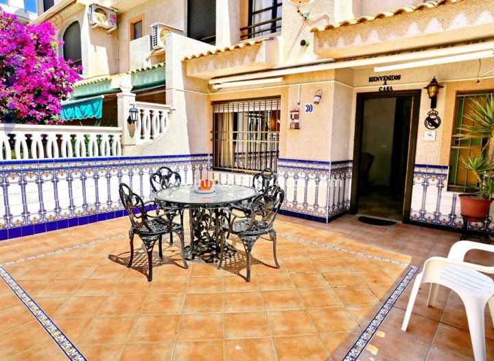 Townhouse - Resale - Guardamar del Segura - las viñas